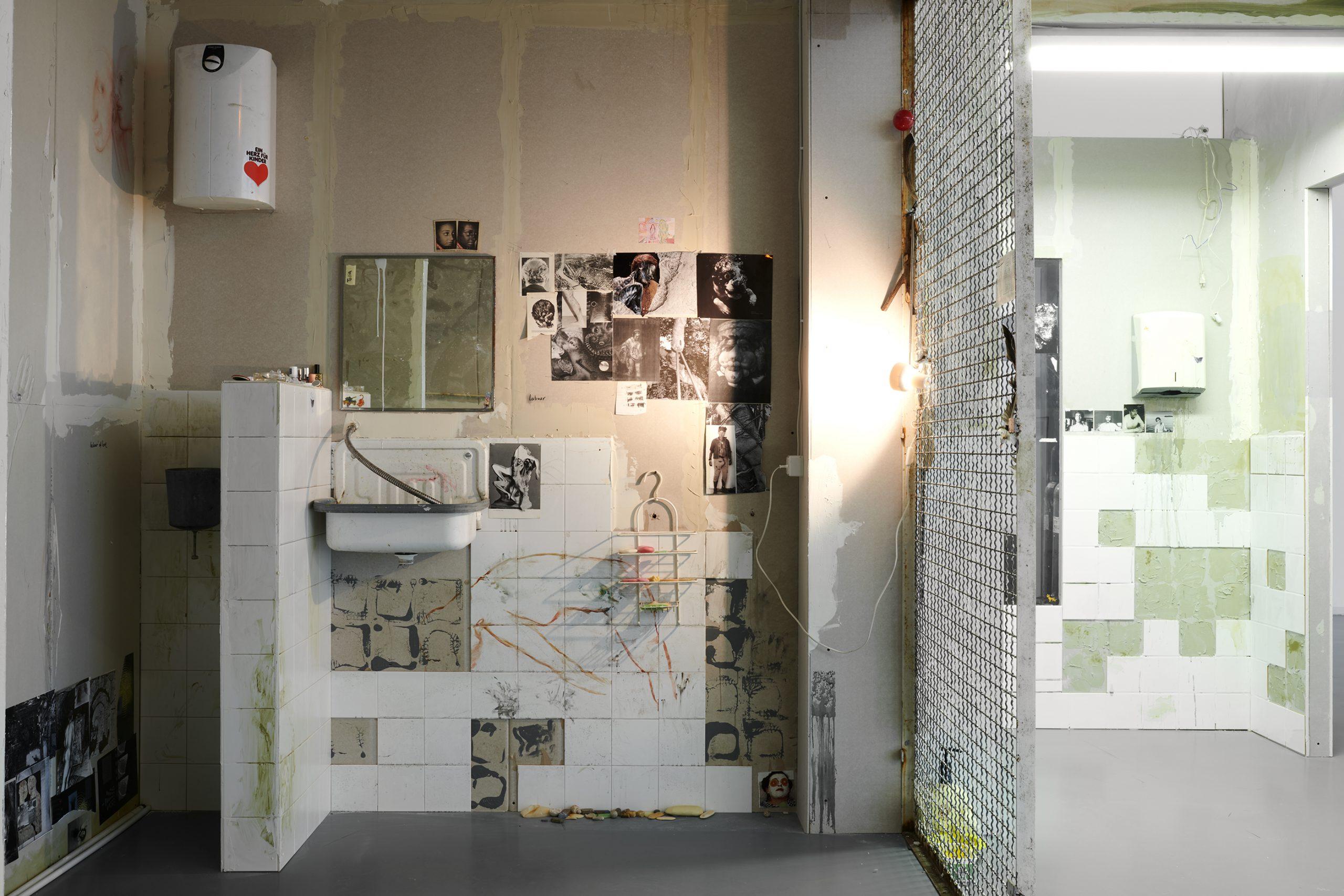 Bahnhofsmission Kunstverein – Schnittpunkte der Fürsorge