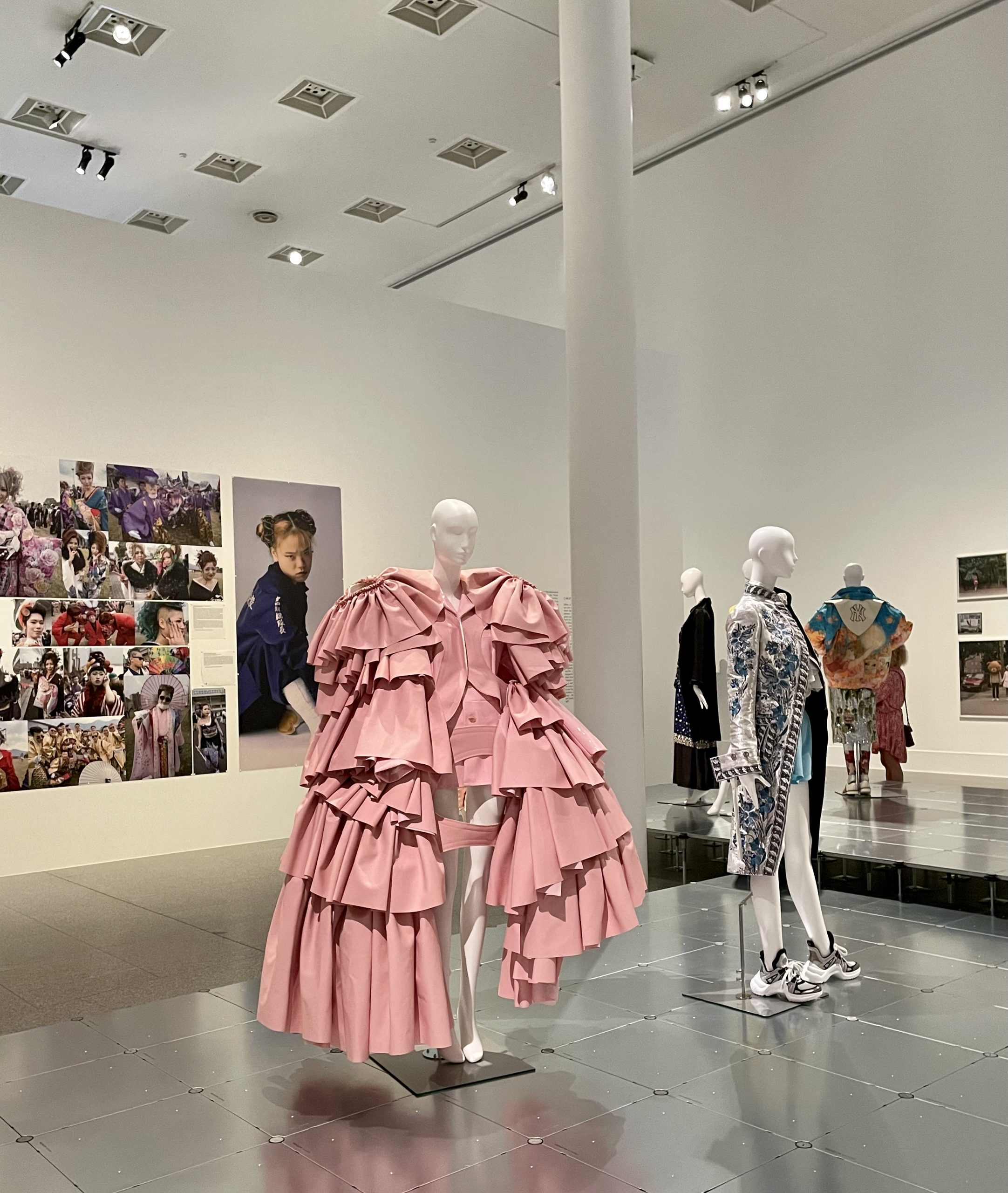 Mode als Spiegel der Gesellschaft